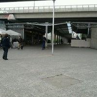 Photo taken at Metro Grecia by Yerko D. on 6/1/2012