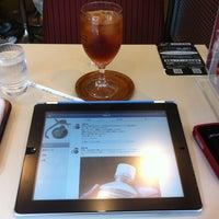 Photo taken at Cafeルノアール ヨドバシAkiba横店 by Jun H. on 6/30/2012