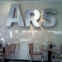 Foto tomada en Restaurant ARS por Francisca G. el 3/10/2012