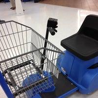 Photo taken at Walmart by Erik M. on 4/15/2012