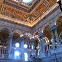 Photo taken at Library of Congress by Keith M. on 8/4/2012