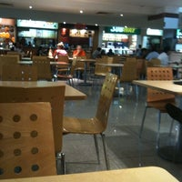 Photo taken at Food Court by Gabriel G. on 10/11/2011