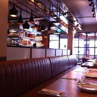 9/11/2011 tarihinde Su Ann C.ziyaretçi tarafından Zaffron Kitchen'de çekilen fotoğraf