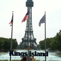 Photo taken at Kings Island by Gabe H. on 7/28/2011