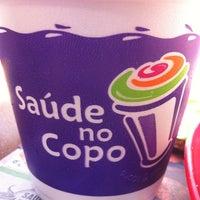 Foto tirada no(a) Saúde no Copo por Filipe L. em 8/17/2012