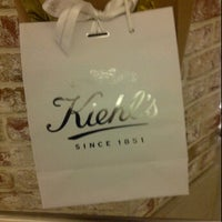 Photo taken at Kiehl's by Richard A. on 12/17/2011