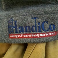Photo taken at HandiCo Inc. by Brian B. on 2/19/2012