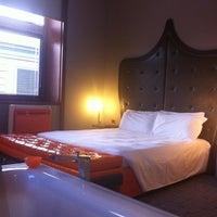 Photo taken at Orange Hotel by Roberto P. on 3/24/2011