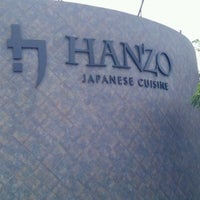 Photo taken at Hanzo by Paolo R. on 10/16/2011