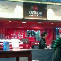 Das Foto wurde bei CAFETIERO von Iain M. am 3/11/2012 aufgenommen