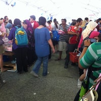 Photo taken at Pureen Baby Fair by Megat N. on 12/3/2011