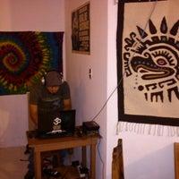 Photo taken at Nikté : Música • Café ☮♩♪♫♬ by Ri60 T. on 10/15/2011
