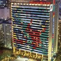 Photo taken at Maksoud Plaza Hotel by Paulo Marcelo B. on 11/30/2011