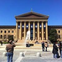 4/7/2012にMario B.がPhiladelphia Museum of Artで撮った写真