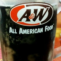 Photo taken at A&W by Si Ying L. on 1/18/2012
