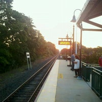 Photo taken at LIRR - Medford Station by Mikel K. on 9/13/2012