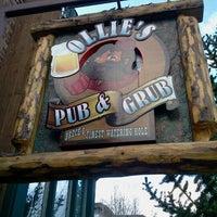 Foto tomada en Ollie's Pub por Lord Thomas F. el 4/21/2012