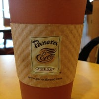 Photo taken at Panera Bread by Kim R. on 5/9/2012