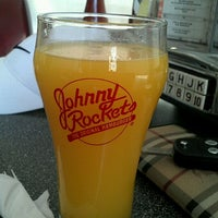 Photo taken at Johnny Rockets by Anthony B. on 9/7/2012