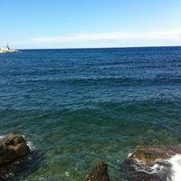 Photo taken at Scogliera di Marciana Marina by Cristiano F. on 5/22/2012