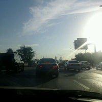 Photo taken at Interstate 10 by Ashley on 3/13/2012