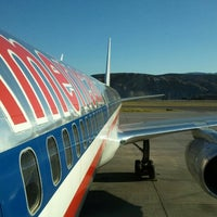 Photo taken at Vail - Eagle County Airport (EGE) by James C. on 6/16/2012