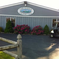 Photo taken at Cape Neddick Country Club by Will R. on 5/18/2012
