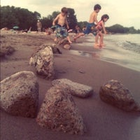 7/5/2012 tarihinde Yuli S.ziyaretçi tarafından Woodbine Beach'de çekilen fotoğraf
