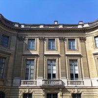 Photo taken at Musée Nissim de Camondo by Björn W. on 3/24/2012