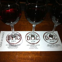 Photo taken at DOC Wine Bar by Andrew L. on 7/13/2012