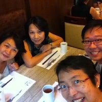 Photo taken at Jiang Shan Hui Chinese Cuisine 江山薈京川滬菜館 by Miranda Y. on 8/14/2012