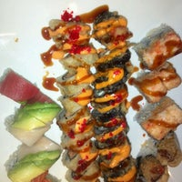 Photo taken at Shogun Japanese Restaurant by Ashley T. on 5/6/2012