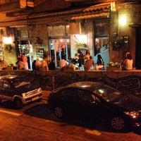 Photo taken at Mahaneyuda by David A. on 8/20/2012