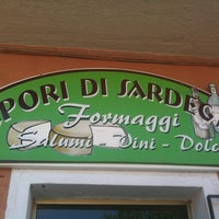 Photo taken at Sapori Di Sardegna by Samuele M. on 8/19/2012