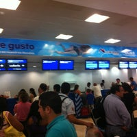 Photo taken at Volaris Ticket Counter by Ivan on 7/27/2012
