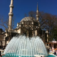 Photo taken at Eyüp Sultan by Pınar T. on 3/17/2012