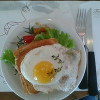 Foto tirada no(a) Café François por Bianca M. em 4/10/2012