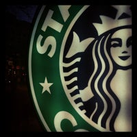 Photo taken at Starbucks Coffee by Bernabé .. on 3/13/2012
