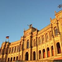 Photo taken at Bayerischer Landtag by Robert R. on 8/1/2012