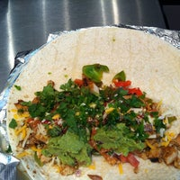 Photo taken at Mucho Burrito Fresh Mexican Grill by Cynthia S. on 5/14/2012