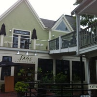 Photo taken at Sage Provincetown Inn & Lounge by CatchCarri on 7/27/2012