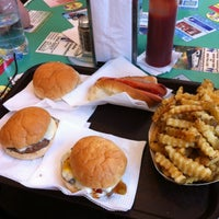 Photo taken at Roy's All Steak Hamburgers by Dave F. on 6/30/2012