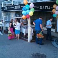 Photo taken at Мафія / Mafia by Vladimir O. on 7/27/2012