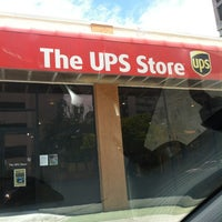 Photo taken at The UPS Store by Desmond C. on 6/9/2012