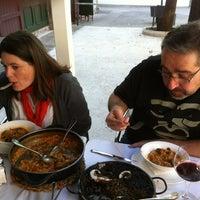 Photo taken at Restaurant La Font de Prades by 55bcm on 3/30/2012