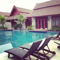 Photo taken at Lesprit De Naiyang Boutique Resort by App J. on 4/3/2012
