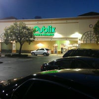Photo taken at Publix by Steven B. on 3/20/2012