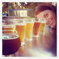 Photo taken at Central Coast Brewing by Chris M. on 8/31/2012