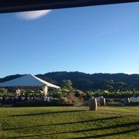 Photo taken at Brix Restaurant and Gardens by Renata DeMello- UR_Realtor4Life on 7/1/2012
