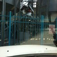 Photo taken at El Milagro Distribution Center by Joseph D. on 4/18/2012
